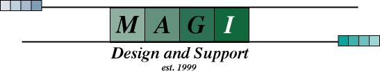 Magi Design and Support